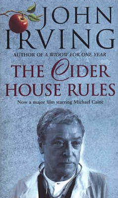THE CIDER HOUSE RULES Paperback A FORMAT
