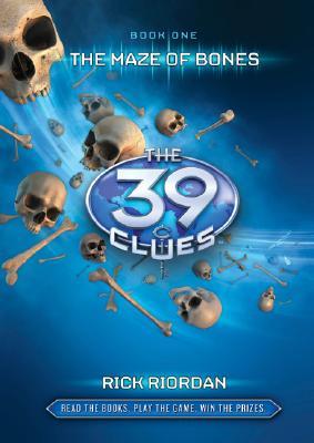 THE 39 CLUES 1: THE MAZE OF BONES HC
