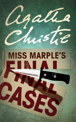 MISS MAPLE'S FINAL CASES Paperback A FORMAT