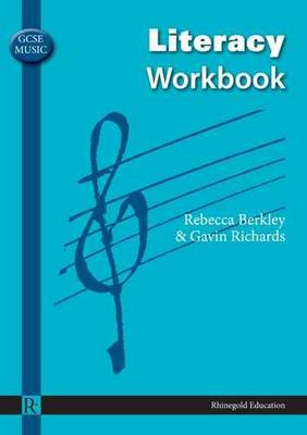 GCSE MUSIC LITERACY WORKBOOK  Paperback