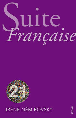 VINTAGE 21TH ANNIVERSARY EDITION : SUITE FRANCAISE Paperback B FORMAT
