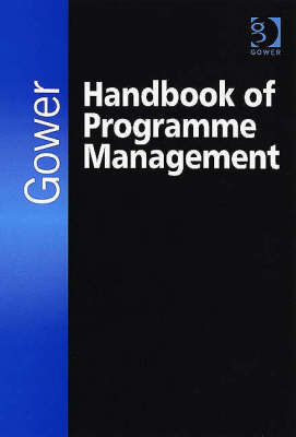 THE GOWER HANDBOOK OF PROJECT MANAGEMENT Paperback