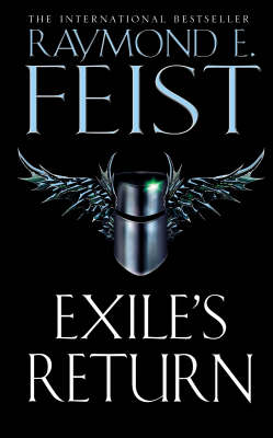 CONCLAVE OF SHADOWS 3: EXILE'S RETURN Paperback A FORMAT