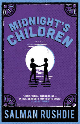 MIDNIGHT'S CHILDREN Paperback B FORMAT