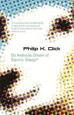 DO ANDROIDS DREAM OF ELECTRIC SHEEP? Paperback B FORMAT