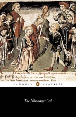 PENGUIN CLASSICS : THE NIBELUNGENLIED Paperback B FORMAT