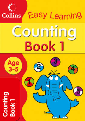 EARLY LEARNING COUNTING Paperback