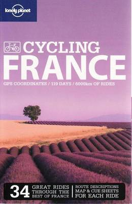 L.P. GUIDES : CYCLING FRANCE GPS COORDINATES / 119 DAYS / 6000 KM OF RIDES - SPECIAL OFFER 2ND ED Paperback B FORMAT