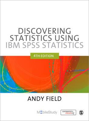 DISCOVERING STATISTICS USING IBM SPSS STATISTICS 4TH ED Paperback