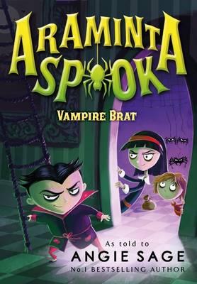 ARAMINTA SPOOK : VAMPIRE BRAT Paperback