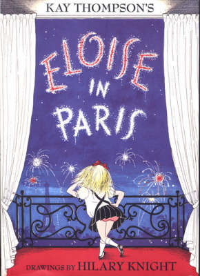 ELOISE IN PARIS Paperback C FORMAT