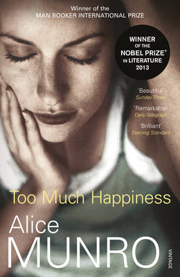 TOO MUCH HAPPINESS Paperback B FORMAT