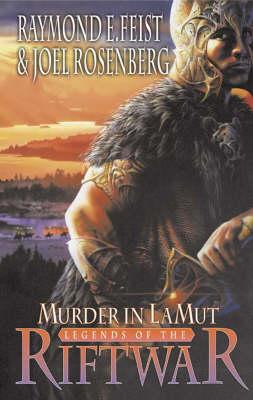 RIFTWAR SAGA 2: MURDER IN LAMUT Paperback A FORMAT