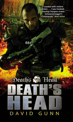 DEATH'S HEAD Paperback A FORMAT