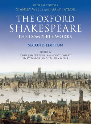 THE OXFORD SHAKESPEARE THE COMPLETE WORKS 2ND ED Paperback C FORMAT