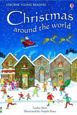 USBORNE YOUNG READING : 1 CHRISTMAS AROUND THE WORLD HC
