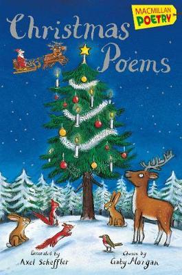 CHRISTMAS POEMS Paperback