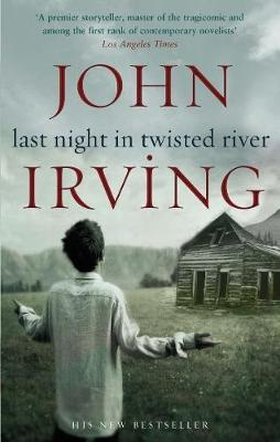 LAST NIGHT IN TWISTED RIVER Paperback B FORMAT