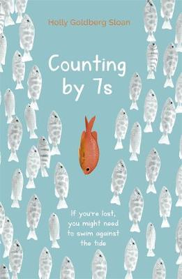 COUNTING BY 7S  Paperback