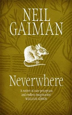 NEVERWHERE Paperback A FORMAT