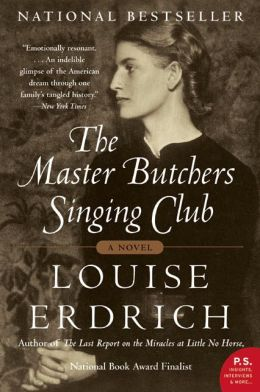 THE MASTER BUTCHERS SINGING CLUB Paperback B FORMAT