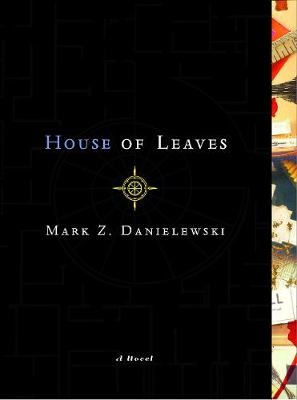 HOUSE OF LEAVES Paperback A FORMAT