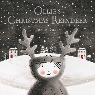 OLLIE'S CHRISTMAS REINDEER  Paperback