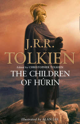 THE CHILDREN OF HURIN Paperback B FORMAT