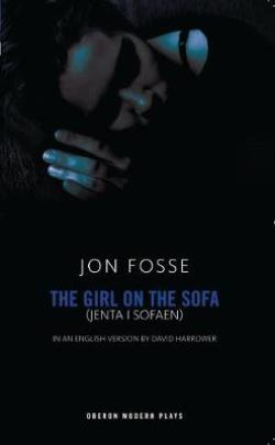 THE GIRL ON THE SOFA  Paperback