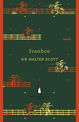 PENGUIN ENGLISH LIBRARY : IVANHOE Paperback B FORMAT