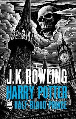 HARRY POTTER 6: THE HALF BLOOD PRINCE (ADULT COVER) HC