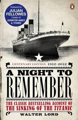 A NIGHT TO REMEMBER Paperback B FORMAT