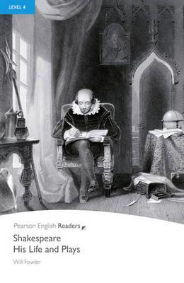 PR 4: SHAKESPEARE HIS LIFE AND PLAYS (+ CD)