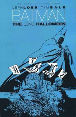 BATMAN THE LONG HALLOWEEN Paperback