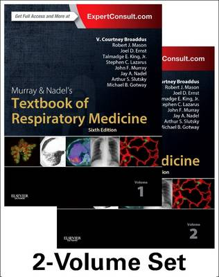 MURRAY AND NADEL'S TEXTBOOK OF RESPIRATORY MEDICINE HC