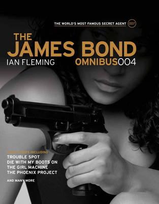 THE JAMES BOND OMNIBUS Vol.4 Paperback