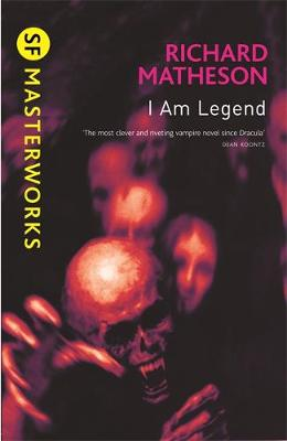 I AM LEGEND  Paperback