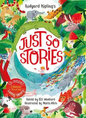 RUDYARD KIPLING'S JUST SO STORIES Paperback