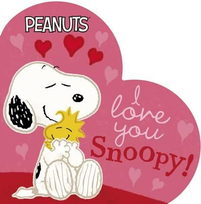 PEANUTS:I LOVE YOU, SNOOPY  Paperback