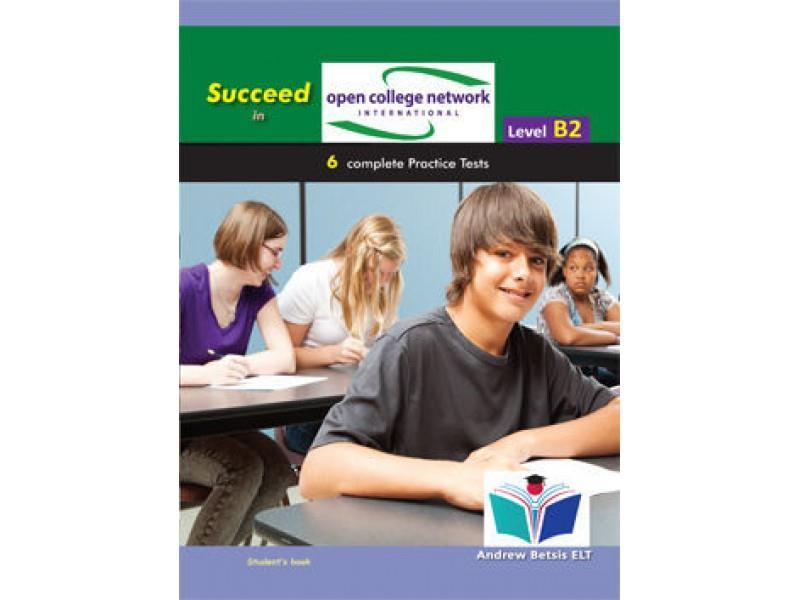 SUCCEED IN OCN B2 CD CLASS (2)