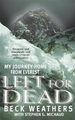LEFT FOR DEAD Paperback B FORMAT