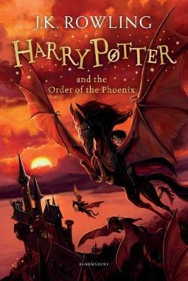 HARRY POTTER 5: THE ORDER OF THE PHOENIX N/E Paperback B FORMAT