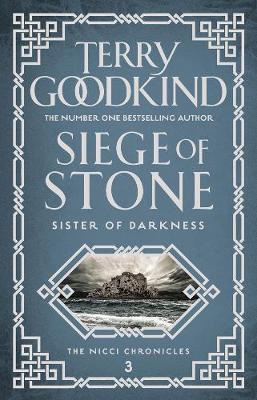 TR_ΤHE NICCI CHRONICLES 3: SIEGE OF STONE Sister of Darkness Paperback