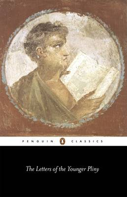 PENGUIN CLASSICS : THE LETTERS OF THE YOUNGER PLINY -- SPECIAL PRICE -- Paperback B FORMAT