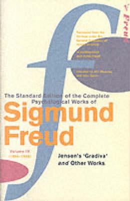 COMPLETE PSYCH.WORKS OF SIGMUND FREUD VOL 9 Paperback