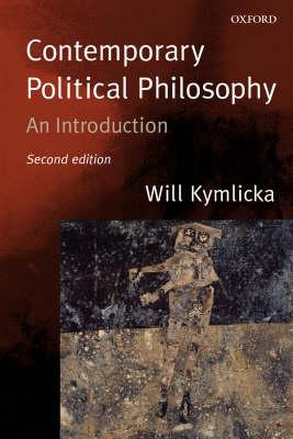 CONTEMPORARY POLITICAL PHILOSOPHY  Paperback