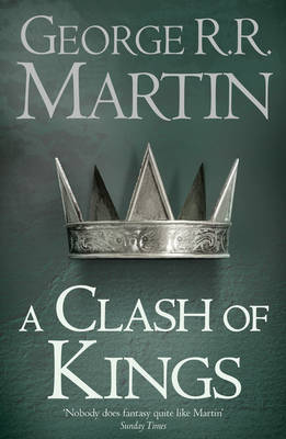 A SONG OF ICE AND FIRE 2: CLASH OF KINGS Paperback A FORMAT