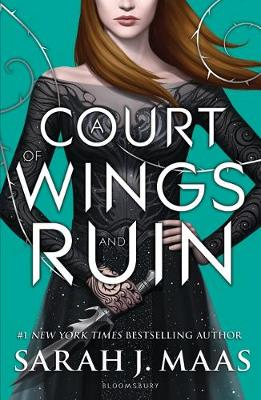 A COURT OF THORNS AND ROSES 3: A COURT OF WINGS AND RUIN  Paperback