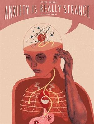 ANXIETY IS REALLY STRANGE Paperback