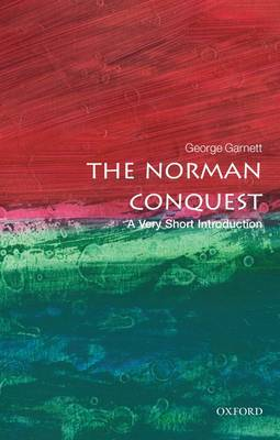 VERY SHORT INTRODUCTIONS : THE NORMAN CONQUEST Paperback A FORMAT
